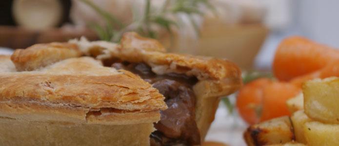 Goddards handmade pies