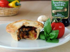 Tuscan bean vegan pie from Goddards